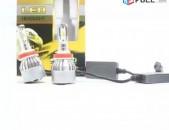 LED luyser H1 H3 H4 H7 H11 9005 9006