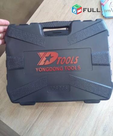 Galovkeqi nabor YD Tools 108 ktor