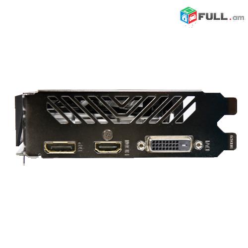 Video Card Gigabyte GTX 1050 OC 2GB 2xCooler
