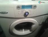 Վաճառվում է ավտոմատ լվացքի մեքենա Whirlpool 1400պտ․ 6կգ