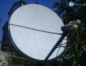 Արբանյակային (սպուտնիկ) Անտենայի կարգավորում (նալադկա) 80~100 ԸՆԴՄԻՇՏ ԱՆՎՃԱՐ հեռուստաալիքներով