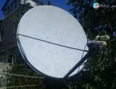 Արբանյակային և T2 տյունեռների կարգավորում  անտենաների-հեռուստաալիքների կարգավորում