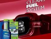 Atomex վառելիքի համակարգը մաքրող միջոց xado-ից