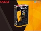 Պրեմիում դասի նոր սինթետիկ յուղ xado lx amc black edition 5w-30sm / cf