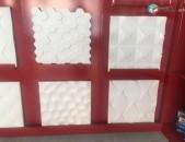 Գիպսե սալիկներ INTERNO / գիպսե պանել / gipse salikner / panel / гипсовые панели