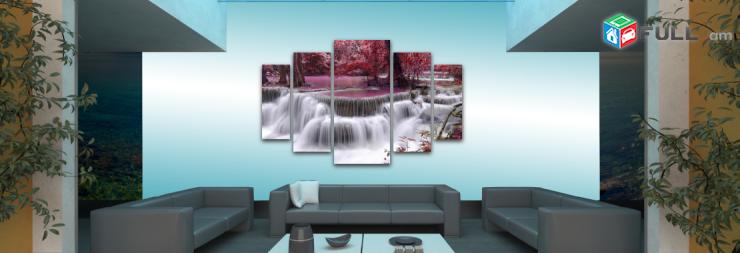 Մոդուլային նկարներ INTERNO / մոդուլային նկար / modulayin nkar