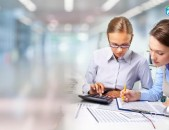 Հաշվապահական ծառայություններ՝  ՄԱՏՉԵԼԻ ԵՎ ՈՐԱԿՅԱԼ