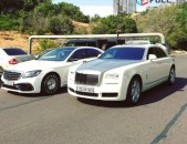 Rent a car ROLS ROYCE PHANTOM w222 bentley continental