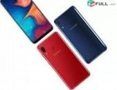 Մեծ Տեսականի - Մատչելի գներով Samsung Galaxy A20 2019 A205 32GB: Ապառիկ / Երաշխի