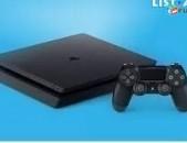 Աննախադեպ Առաջարկ Sony Playstation 4 Slim 1000GB - Ապառիկ 0%% + Երաշխիք 12 ամիս
