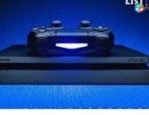 Sony Playstation 4 slim 1000GB - տրվում է 1 տարի երաշխիք + ապառիկ 0%