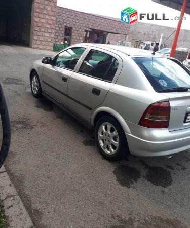 Opel Astra , 2001թ․