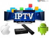 IP-TV БОЛЕЕ 400 КАНАЛОВ Русские, Армянские и др. + архив на все каналы 4 дня