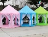 Մանկական տնակներ, յուրահատուկ նվեր փոքրիկին