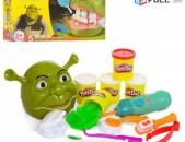 """Ծեփամածիկի հավաքածու """" Շրեկ """" Play-Doh"""