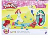 """Ծեփամածիկի հավաքածու """" Ջրահարս """" Play-Doh"""