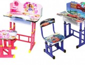 Մանկական գրասեղան, աթոռով