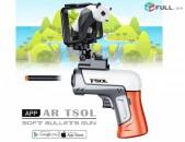 """Յուրահատուկ խաղալիք, Վիրտուալ իրականությամբ ատրճանակ """" AR TSOL """" zenq"""