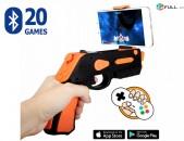 """Ատրճանակ """" Ar blaster """" վահանակով և վիրտուալ իրականության խաղերով Ar gun var xaxaliq"""
