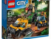 LEGO City Jungle Explorers Jungle Halftrack Mission 60159