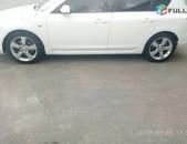 Mazda 3, 2006 թ. Gorcaranayin zax xek Shat lav vijak