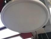 SHENSERVICE Led salik LEXPLUS 40w արտաքին լեդ սալիկներ պանել luyser լույսեր կլոր