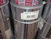 SHENSERVICE Skotch Մեկուսիչ փայլաթիթեղով (фольга) 4.5սմ x 20m ժապավեն Скотч