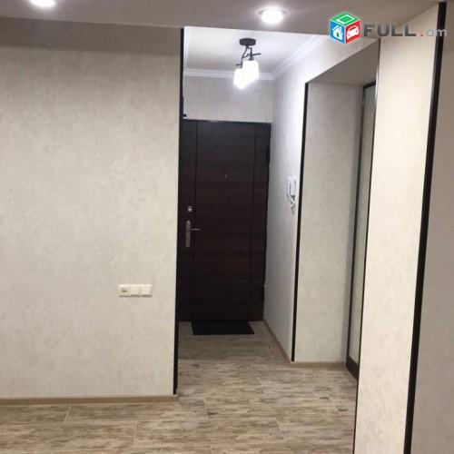 Հին Երևանցու փ. (Լալայանց) 3 սենյականոց վարձով բնակարան, կենտրոն