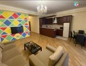 Արամ Կողբացի խաչմերուկի մոտ 2 սենյականոց վարձով բնակարան, կենտրոն, նորակառույց