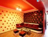 Օրավարձով 3 սենյականոց շքեղ բնակարան Հին Երևանցու փողոցում (Լալայանց)