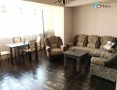 Տերյան փ. կենտրոն, 2 սենյականոց վարձով բնակարան