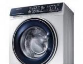 լվացքի մեքենա SAMSUNG WW80R52LCFSDLP