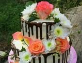 Заказ домашних тортов