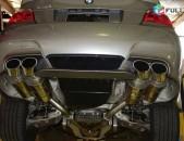 Katalizatorneri veranorogum naev BMW turbo matorneri cuxi veracum