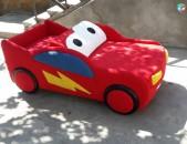 Ավտոմեքենա մանկական մահճակալ avto karavat