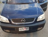 Opel Zafira, 2001-2002 г, ГАЗ