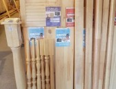Փայտե շրիշակ, շրջակալ, դուռ, աստիճան Деревянные плинтусы, наличники, двери, plin