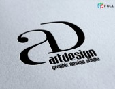Լոգո դիզայն լոգոների դիզայն logo design logo dizayn logoneri branding լոգոյի