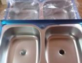 Խոհանոցի լվացարաններ ներժից