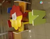 Մանկական սեղան աթոռներ
