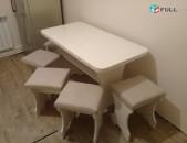 Սեղաններ և աթոռներ խոհանոցի համար