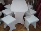 Սեղաններ և աթոռներ արտադրողից