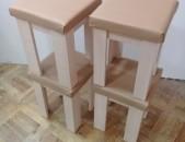 Խոհանոցի աթոռներ (կաշվից)