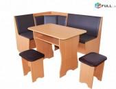 Խոհանոցի ուգալոկներ և սեղան աթոռներ