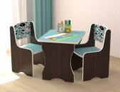 Մանկական աթոռներ և սեղաններ