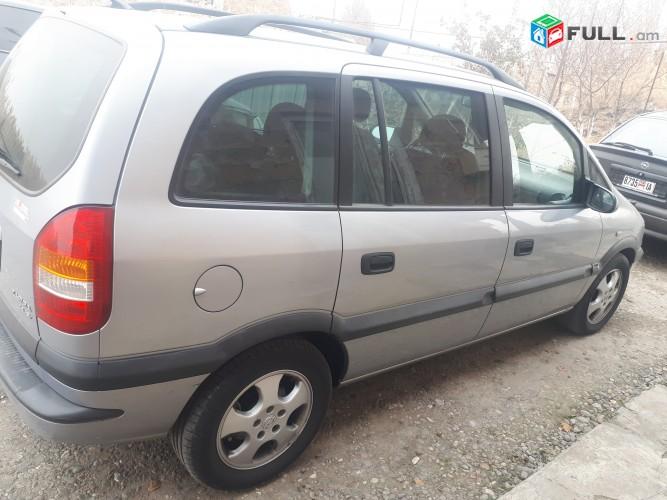 Opel Zafira , 2000թ.