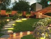 Լանդշաֆտային դիզայն, նրբագեղ կոմպոզիցիաներ, էսթետիկ լուծումներ Ձեր այգու համար