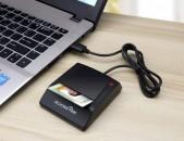 Կոդ R5 ID card reader քարտ ռիդեռ Rider Ekeng taxservice e invoicing
