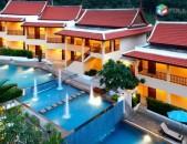 Thailand baan yuree resort & spa october for 2 person 1120-eq amd