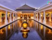 Thailand naithonburi beach resort 4 * hotel for 12 days for 2 person 1